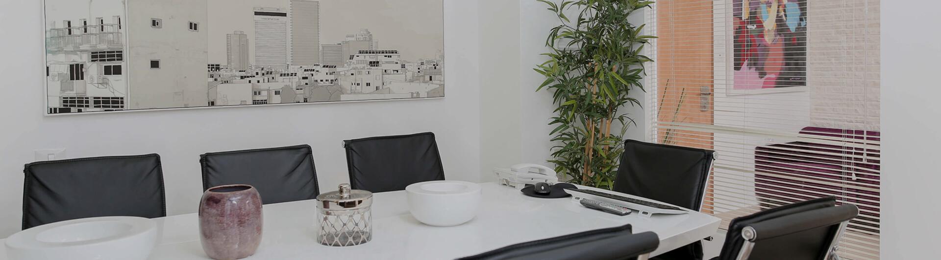 המשרד של רונן לייבוביץ